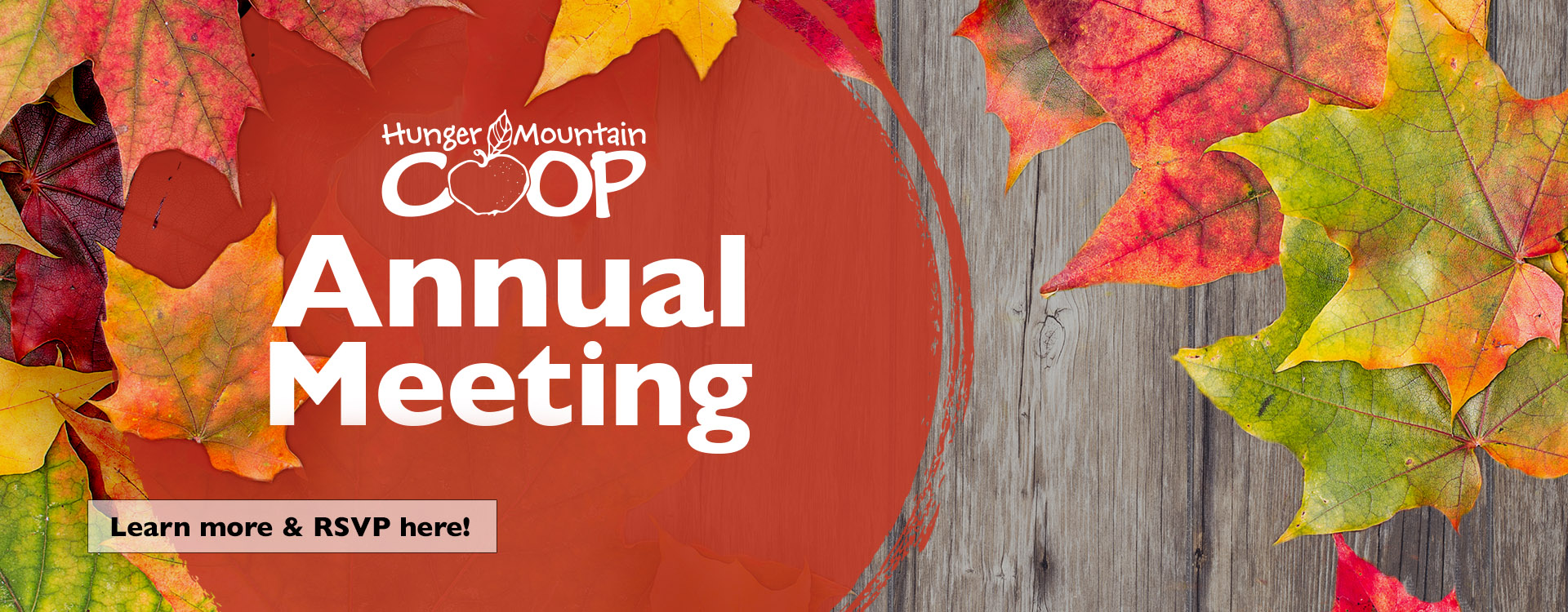 Register for Annual Meeting