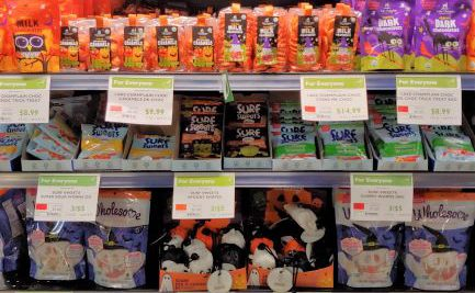 All Treat, No Trick, This Halloween at the Co-op