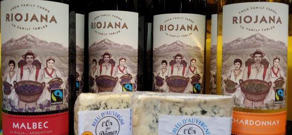 Educational Wine and Cheese Tasting – 10/19/18