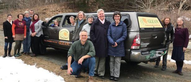Give Change for Community Harvest of Central Vermont