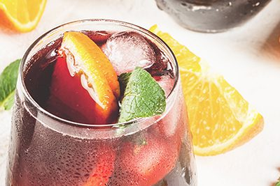 Refreshing Summer Sangrias