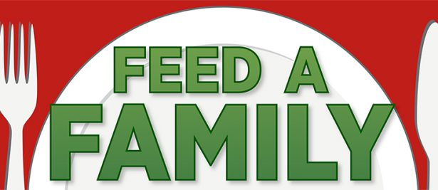Feed a Family This  Holiday Season
