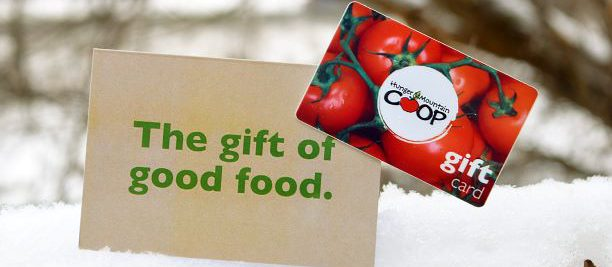 Give the Gift of Good Food and Much More