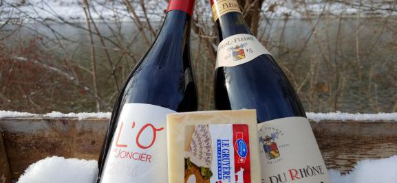 Educational Wine and Cheese Tasting – 12/7/18
