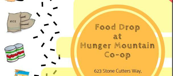 Martin Luther King, Jr. Day Food Drive for the Food Pantry