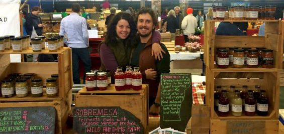 January Featured Vendor: Sobremesa
