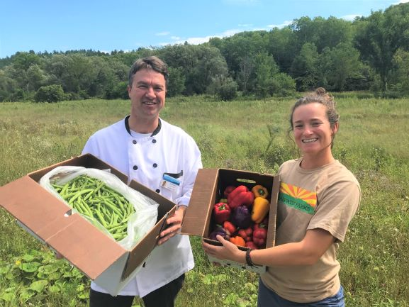 Salvation Farms 2018 grant recipient