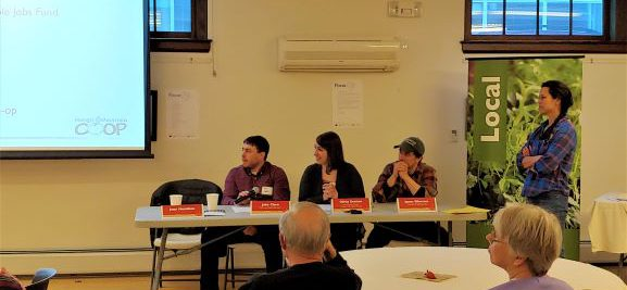 Local Food Discussion was a Great Success