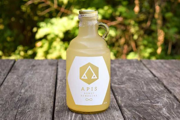 apis honey kombucha