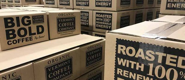 December Featured Vendor – Vermont Coffee Company