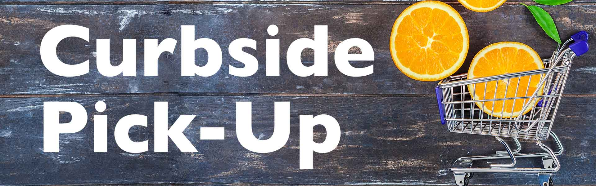 Curbside Pick-Up program header